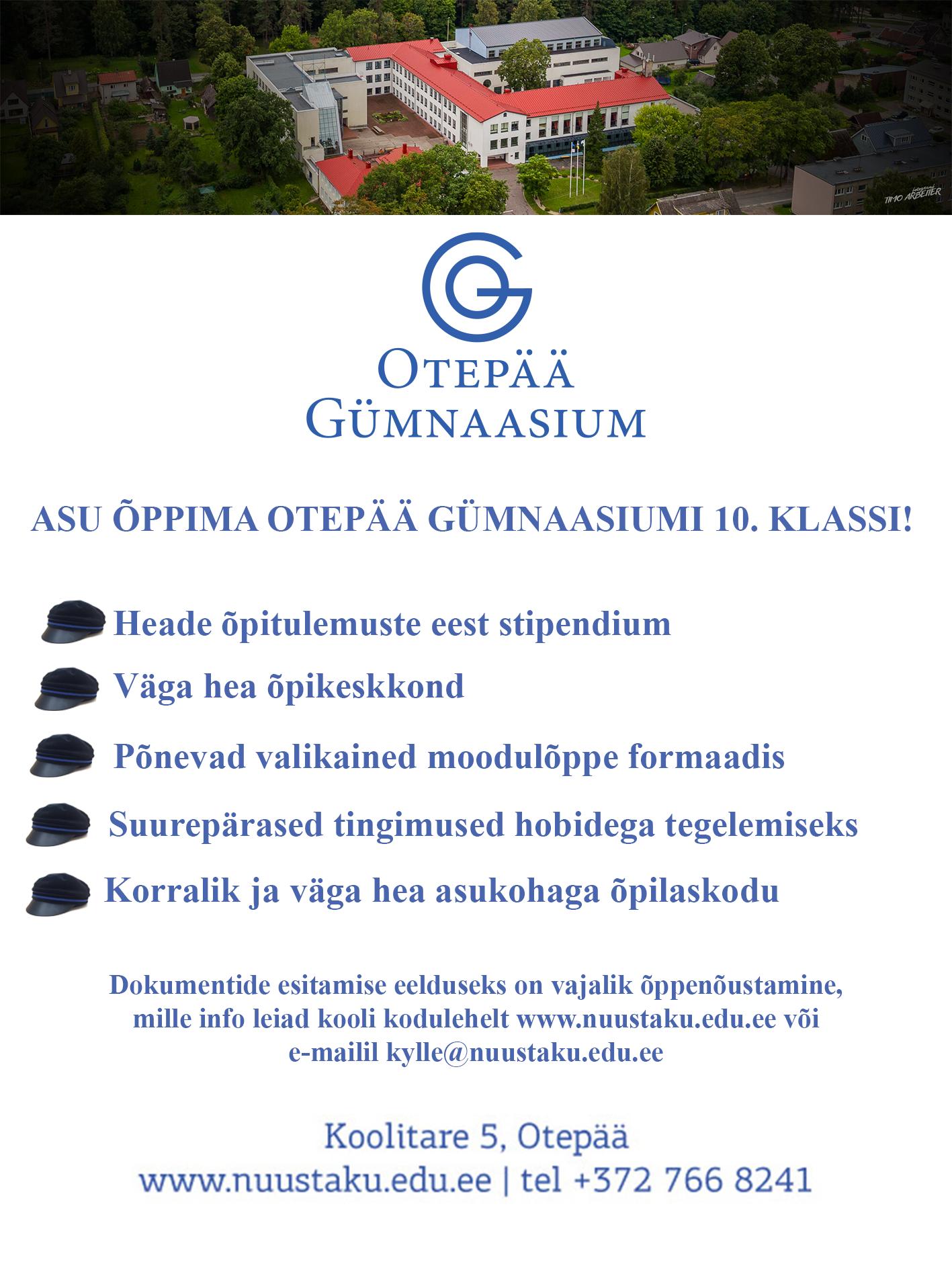 Otepää Gümnaasium